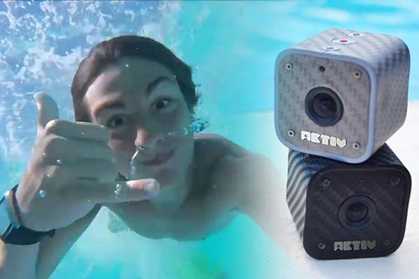 Aktiv Waterproof 4K Action Camera