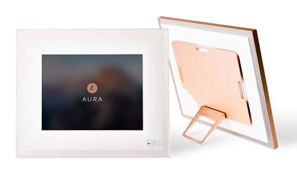 Aura Smart Photo Frame