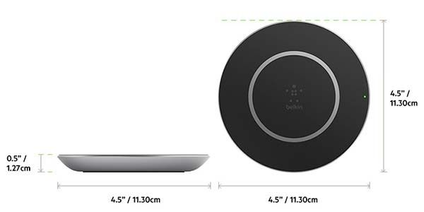 Belkin Boost Up 15W Qi Wireless Charger