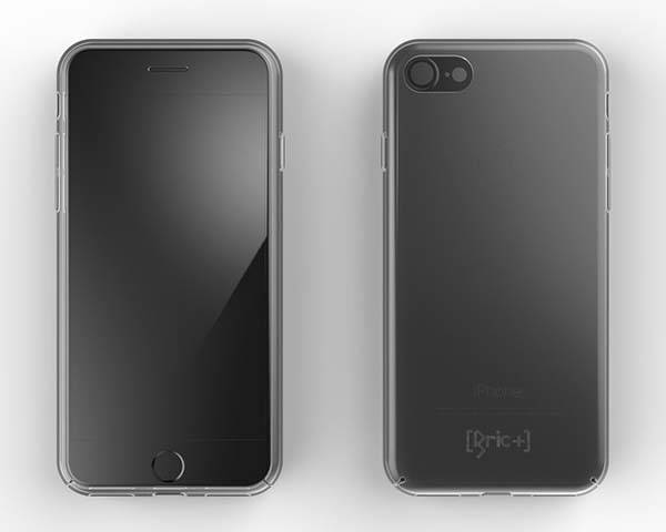 Xtreme-Air Clear iPhone 7/7 Plus Case