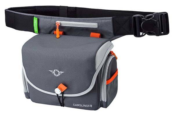 Camslinger Outdoor DSLR Camera Bag