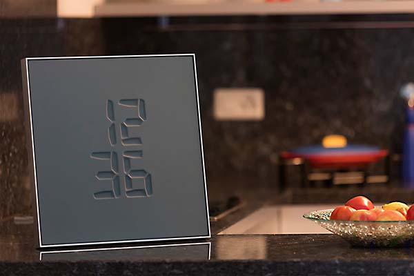Etch App-Enabled Clock