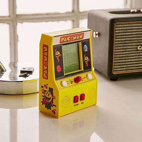 Handheld Pac-Man Arcade Machine