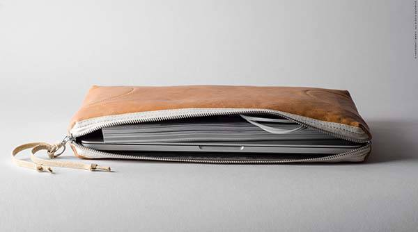Hard Graft Volume Two Leather Folio