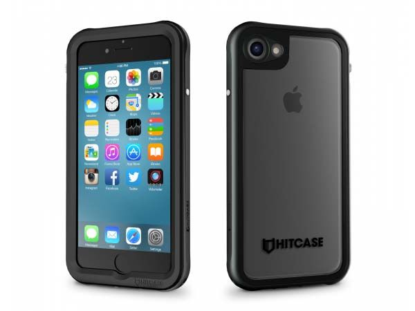 Hitcase Shield Slim iPhone 7 Waterproof Case
