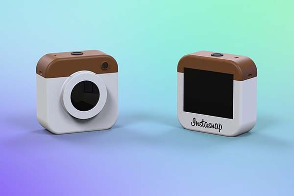 Instasnap Mini Camera for Instagram