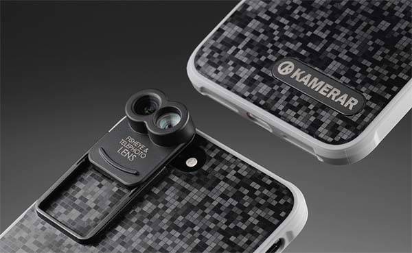 Kamerar Zoom iPhone 7 Plus Lens Kit