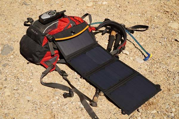Kogalla SSB2210 Solar Charger with Integrtated Power Bank