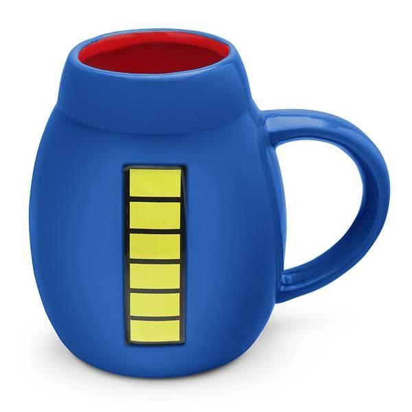 Mega Man Mega Buster Coffee Mug