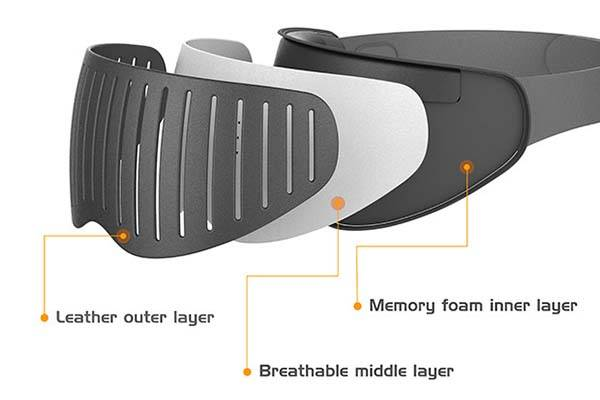 Naptime Smart Eyeshade