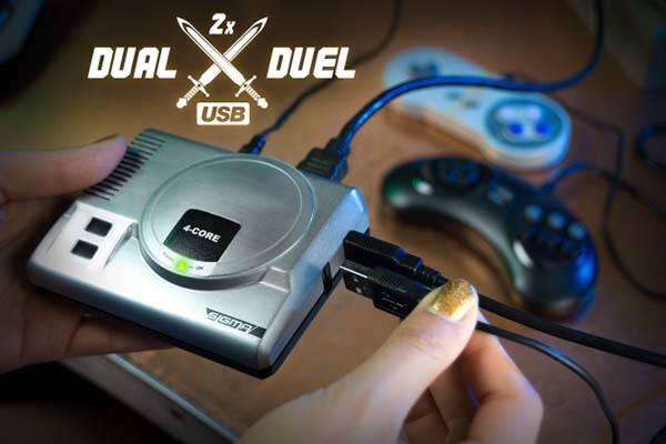 RetroEngine Sigma Mini Game Console
