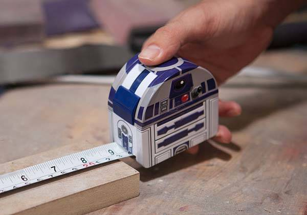 Star Wars R2-D2 Tape Measure
