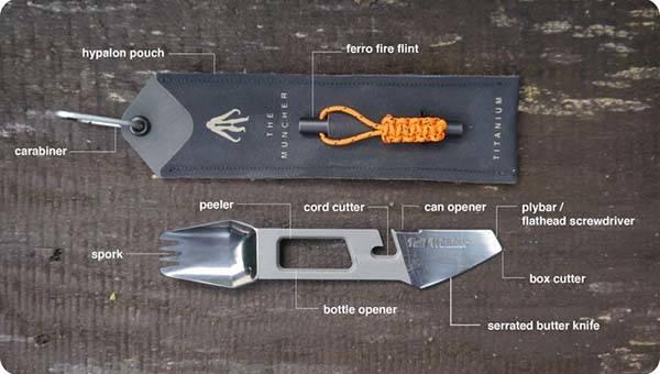 Muncher Multi-Tool Utensil