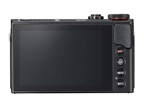 Canon PowerShot G9 X Mark II Compact Camera
