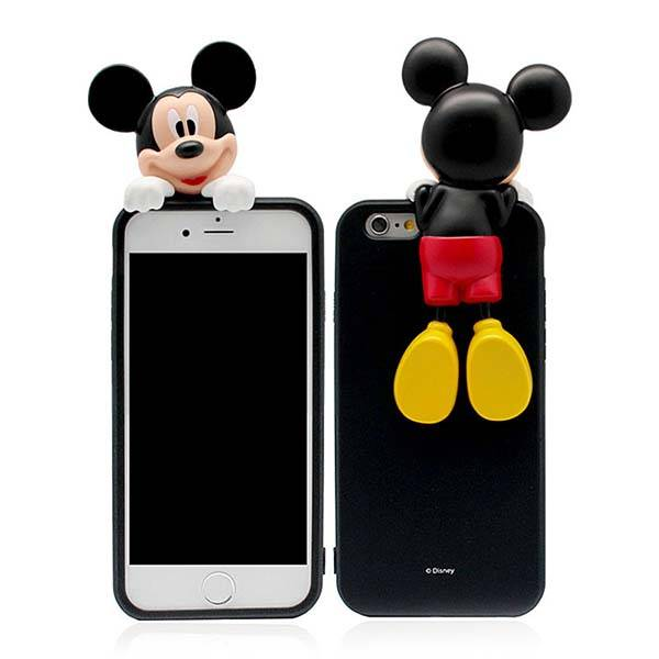Disney 3D Mickey Mouse iPhone 7 Case