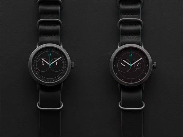 Divided By Zero βeta Minimal Watch Series