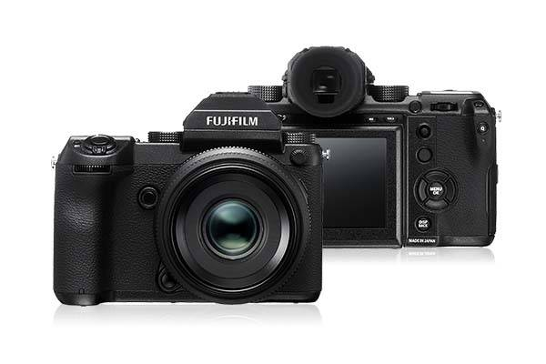 Fujifilm GFX 50S Medium Format Mirrorless Camera