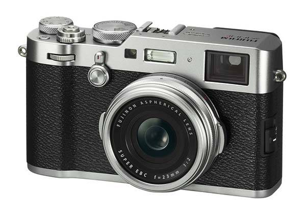 Fujifilm X100F Compact Camera
