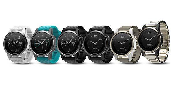 Garmin Fēnix 5S GPS Smartwatch