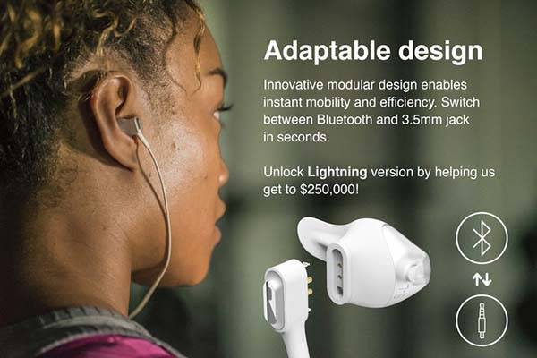 HelloEar Arc Custom Bluetooth Earbuds