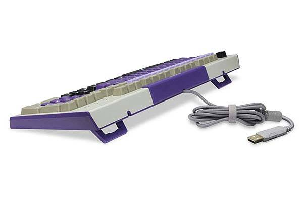 Hyper Clack SNES Inspired Retro Mechanical Keyboard