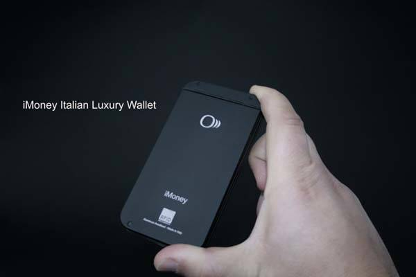 iMoney Slim Wallet with Bluetooth Tracker