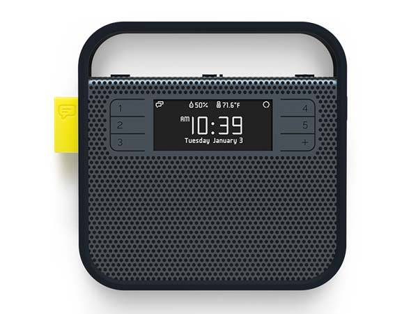 Invoxia Triby IO Smart Speaker with Amazon Alexa and IFTTT Supprt