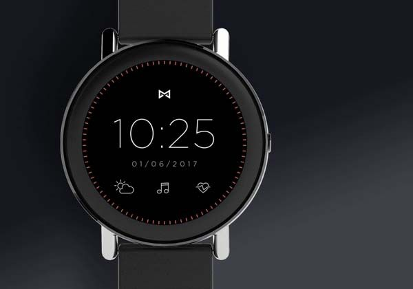 Misfit Vapor Smartwatch with Heart Rate Monitor