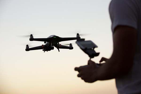 MyDrone Auto-Follow 4K Camera Drone