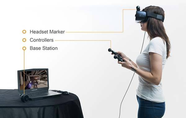 NOLO VR Motion Tracking System Allows to Play SteamVR Games on Smartphone