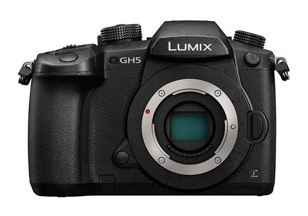 Panasonic Lumix DC-GH5 Mirrorless Camera