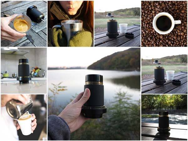 PREXO Portable Coffee Maker