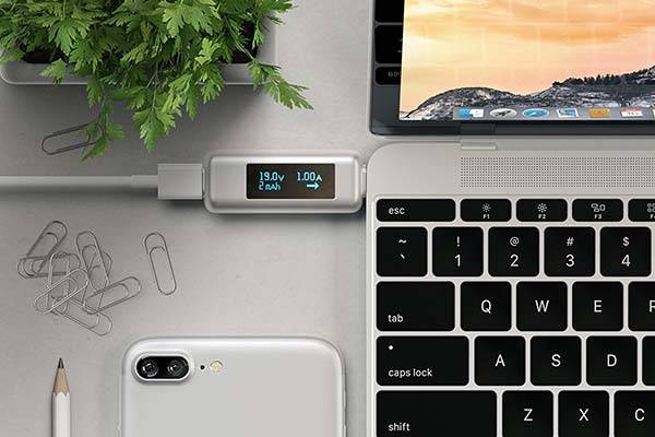 Satechi USB-C Power Meter