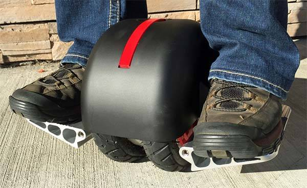Solowheel Iota Portable Electric Unicycle