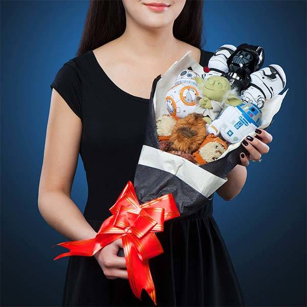 Star Wars Plush Bouquet 2nd Edition