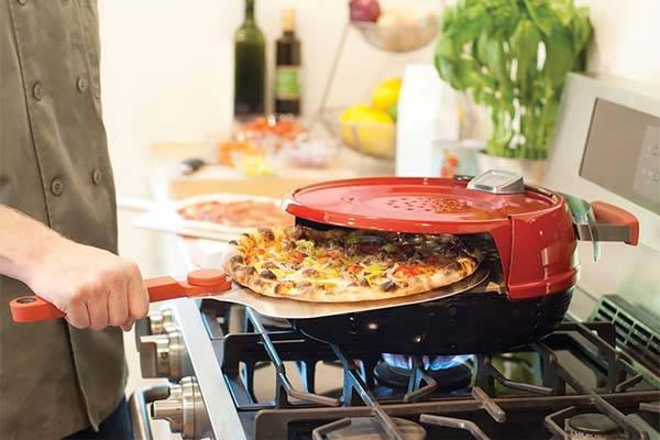 Stovetop Artisanal Pizzeria Pizza Oven