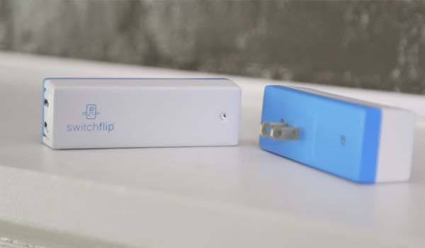 Switchflip Allows You to Control Power Outlet Using Wall Switch