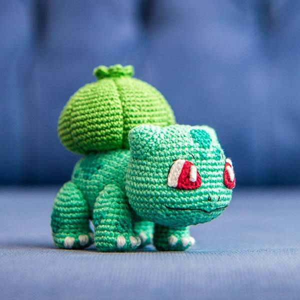 Adorable Pokemon Crochet Patterns