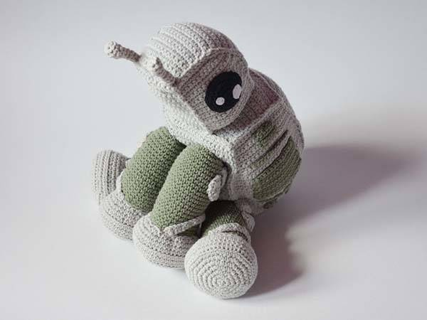 Star Wars AT-AT Walker Crochet Pattern