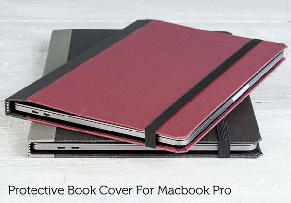 Pad&Quill Cartella Slim 2016 13-Inch MacBook Pro Case