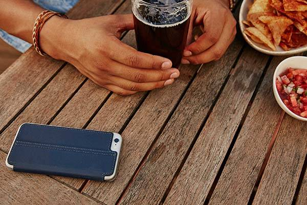 Twelve South SurfacePad iPhone 7/7 Plus Leather Case