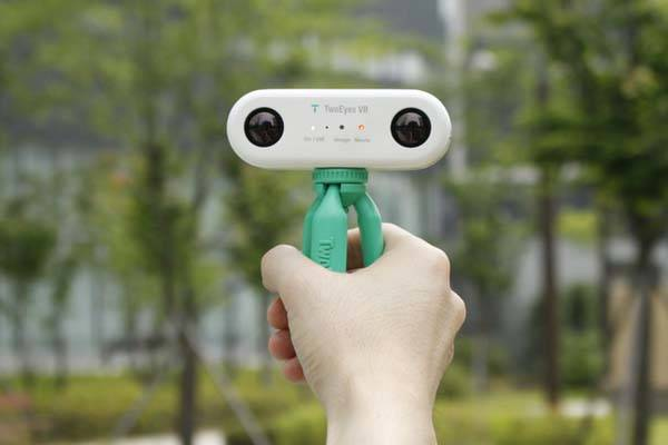 TwoEyes 4K VR Camera