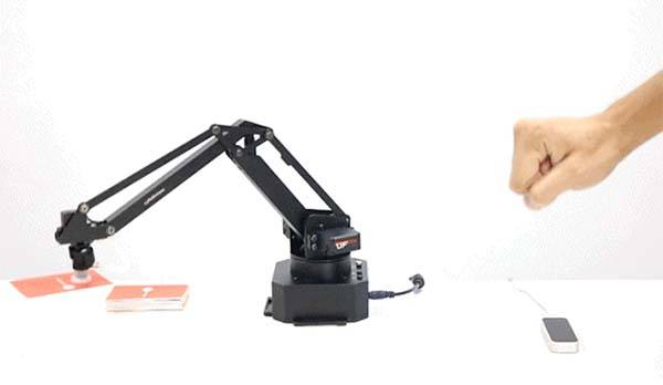 uArm Swift Open Sourced Robotic Arm