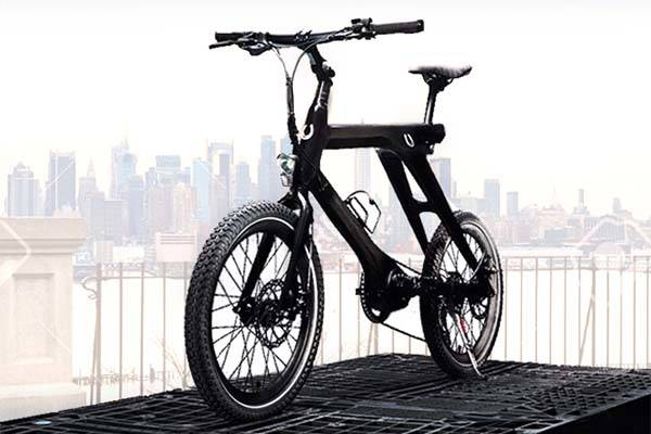 U-Bike Smart Electric Bike