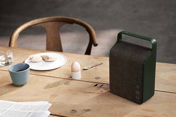 Vifa Oslo Portable Bluetooth Speaker