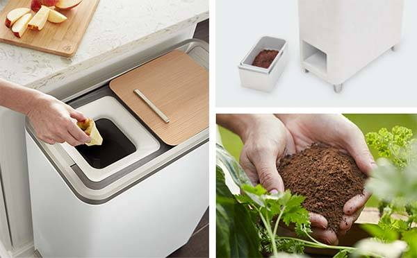 Zera App-Enabled Smart Food Recycler