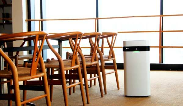 Airdog X5 Air Purifier without Needing to Change Filter