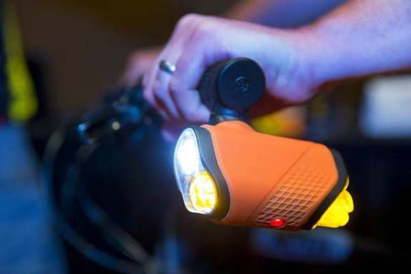 Brightspark Bike Lighting System