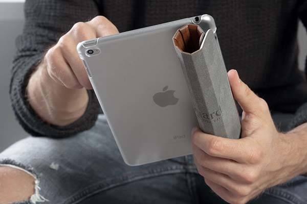 Handmade Wooden iPad Pro Case