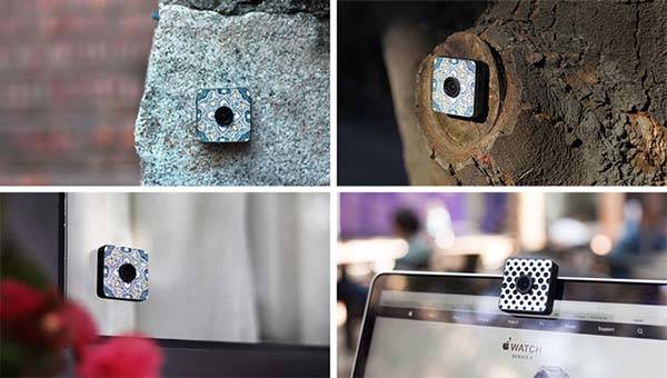 Foxshot App-Enabled Mini Camera
